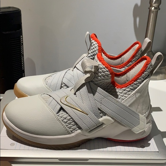 info for 62c08 06176 Nike Lebron Soldier 12 Wolf Grey